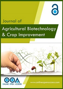 Journal of Agri Biotechnology -Agri Vision-2021 Conference